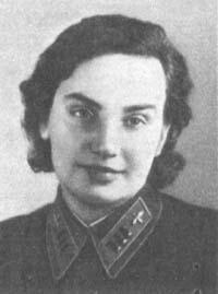 Гризодубова Валентина Степановна
