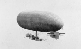 Дирижабль «ЯСТРЕБ»: история изготовления дирижаблей и аэростатов