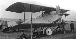 Aviatik Berg D.I  истребитель (Авиатик Берг D.I)