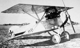 Hansa-Brandenburg D.I  истребитель (Ганза-Бранденбург D.I)