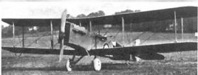 De Havilland DH.9 (самолет разведки Дэ Хэвиллэнд DH.9)