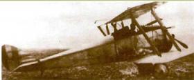 Airco De Havilland D.H.5 (легкий бомбардировщик Эйрко Дэхэвиланд D.H.5)