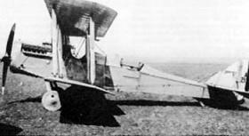 Airco De Havilland DH.4 (фронтовой бомбардировщик Эйрко Дэ Хэвиллэнд DH.4)