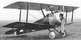 Sopwith F.1 Camel (Сопвич F.1 «Кэмел»)