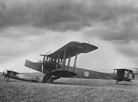 Handley Page 0/400 ( Хэндли-Пейдж 0/400 )
