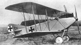 AEG С.IV - истребитель-разведчик