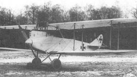 DFW C.V самолет-разведчик