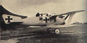 LFG Roland С II (самолет-разведчик LFG Роланд С II)
