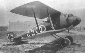 LFG Roland D.II истребитель-разведчик (LFG Роланд D.II)