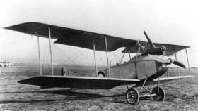 Rumpler C.IV (самолет-разведчик Румплер С.IV)