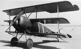 Fokker Dr.I истребитель-триплан Фоккер Dr.I