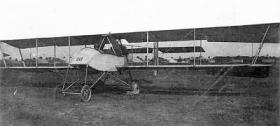 Voisin V (LAS) легкий бомбардировщик Вуазен V