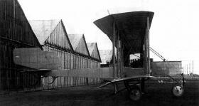 Caproni Ca.3 тяжелый итальянский бомбардировщик (Капрони Ca.3)