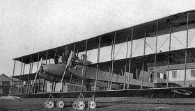 Caproni Ca.4 тяжелый бомбардировщик (Капрони Ca.4)