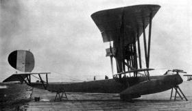 F.B.A. Н  летающая лодка Ф.Б.А. тип Н