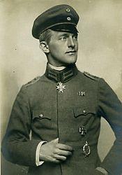 MENCKHOFF, Karl (Менкхофф, Карл)  - кавалер ордена «Pour le Merite»