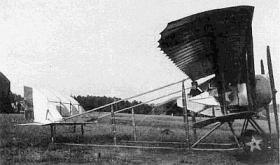 Caudron G.4 бомбардировщик Кодрон G.4
