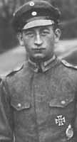 KONNECKE, Otto (Кённекке, Отто) немецкий ас, кавалер «Pour le Merite»
