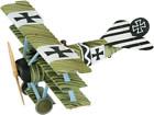 Истребитель Fokker Dr I (403/17)  Иоганна  Янцена.